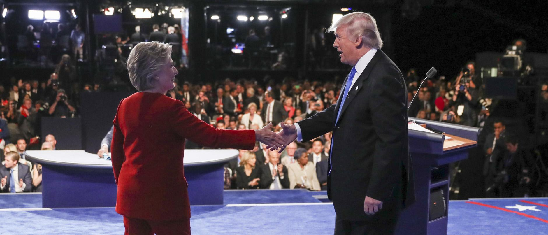 First presidential debate Overview