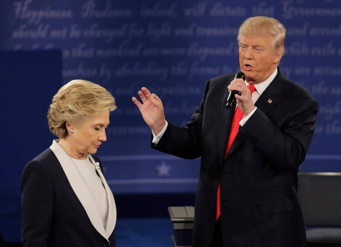 Second presidential debate: Town hall style