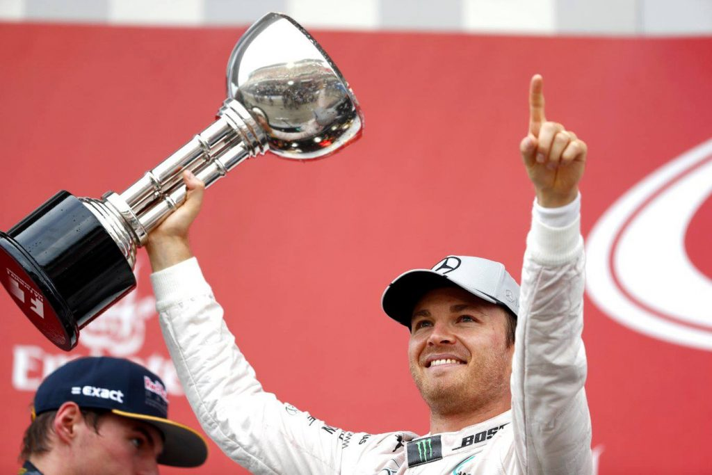 Nico Rosberg - Photo Courtesy of FIA