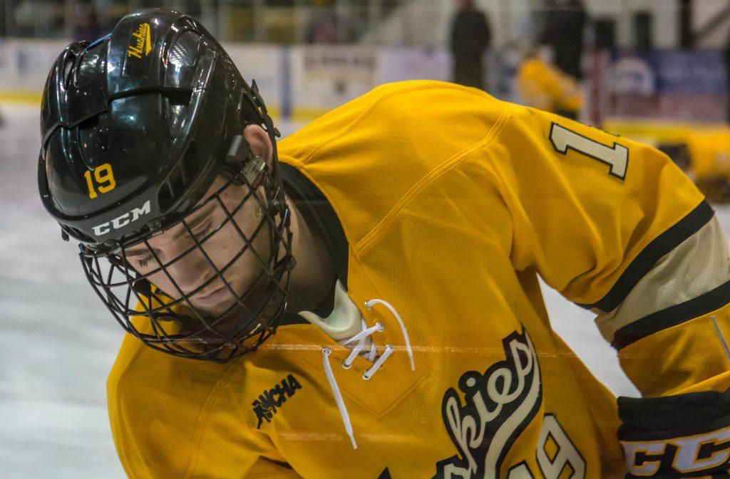 Tech continues their undefeated streak in WCHA