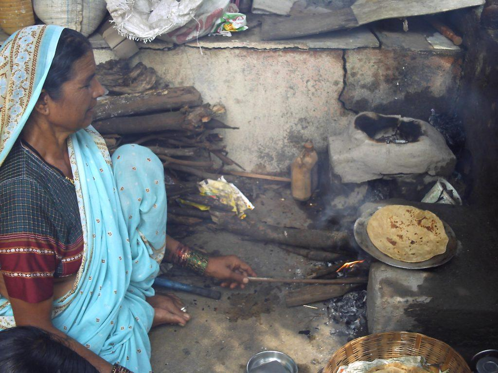 The World Health Organization estimates that 3 billion people cook and heat their homes using open fires and simple stoves burning biomass.