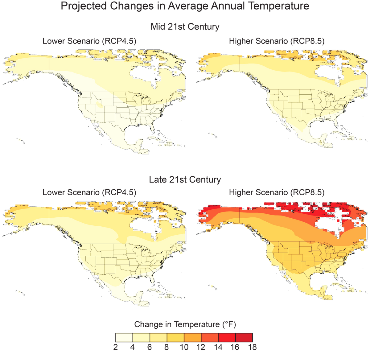 Report explains that most climate models are underestimates