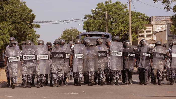 Unrest in Togo leads to refugee crisis in Ghana