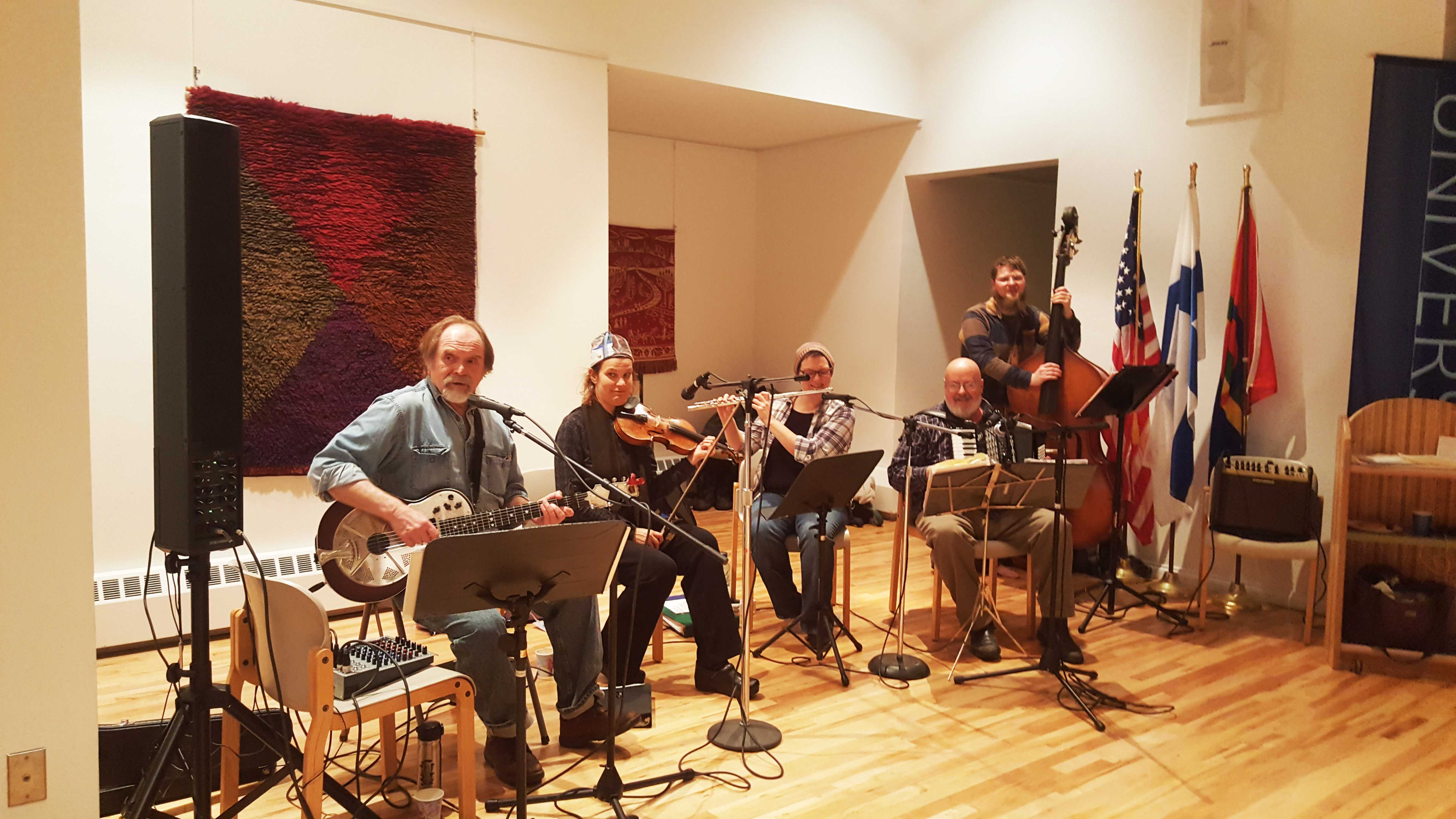 The Copper Country Contra Dance