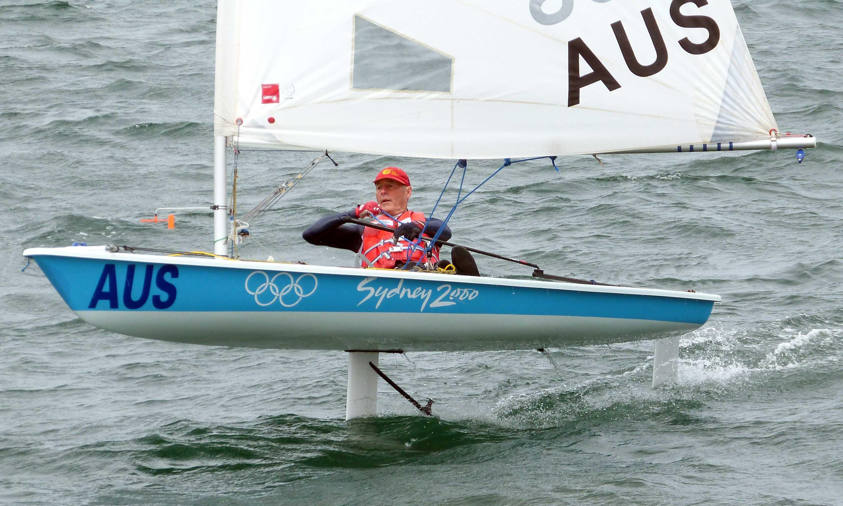 Hydrofoils cruising into the sailing world