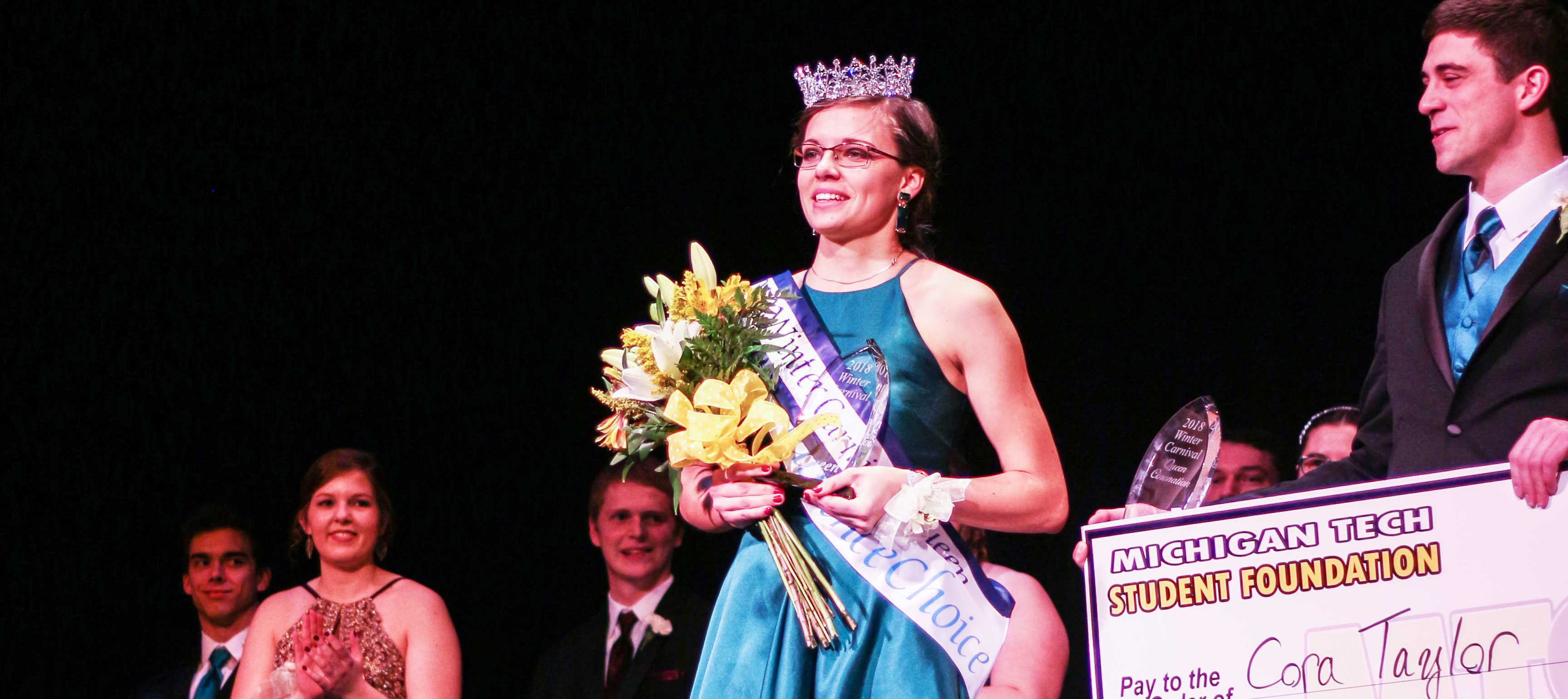 2018 Queens' Coronation: Cora Taylor brings home the crown