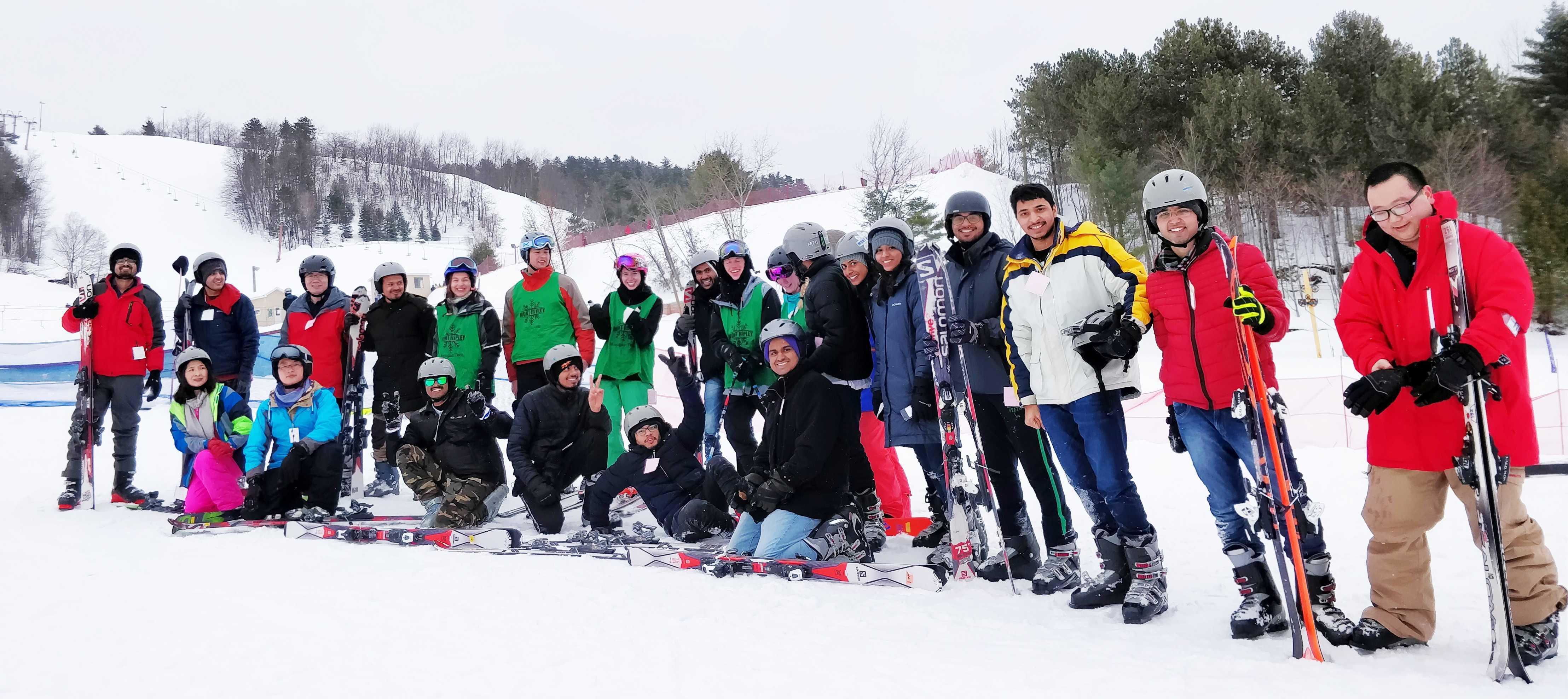 International Ski Day: Creating a new hobby