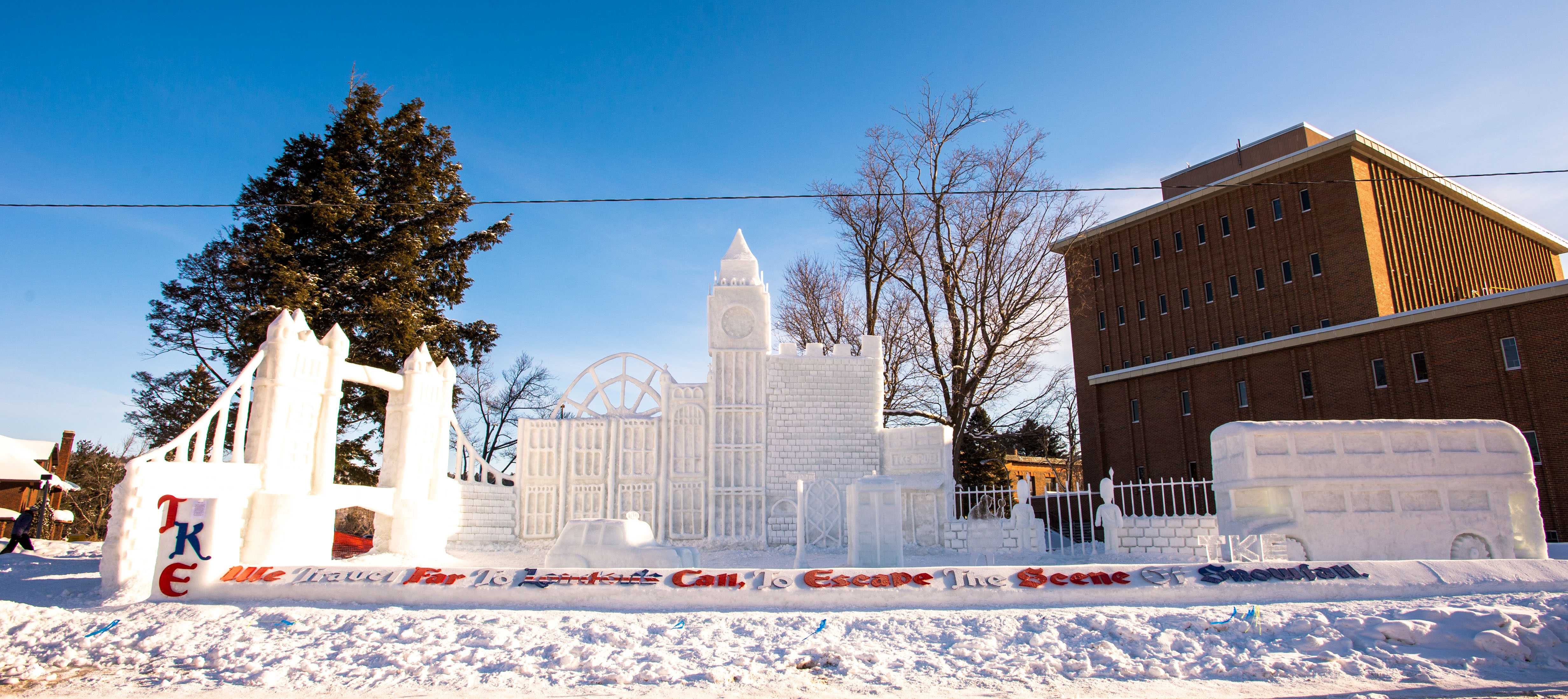 Winter Carnival 2018 Overview