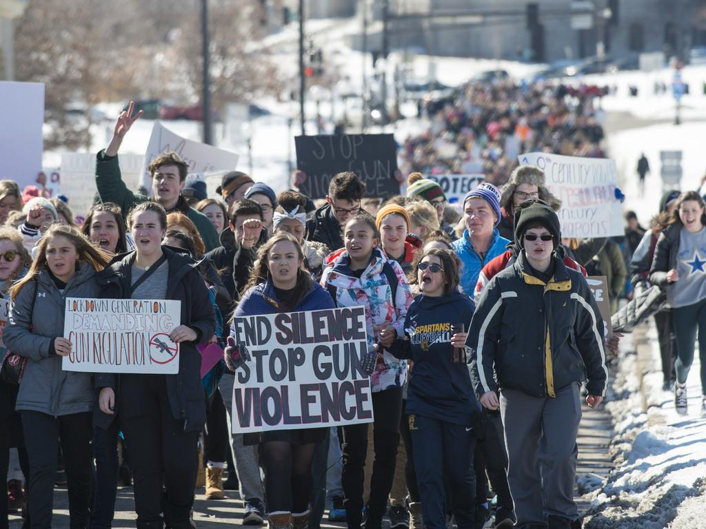 March for Our Lives: gun control rally