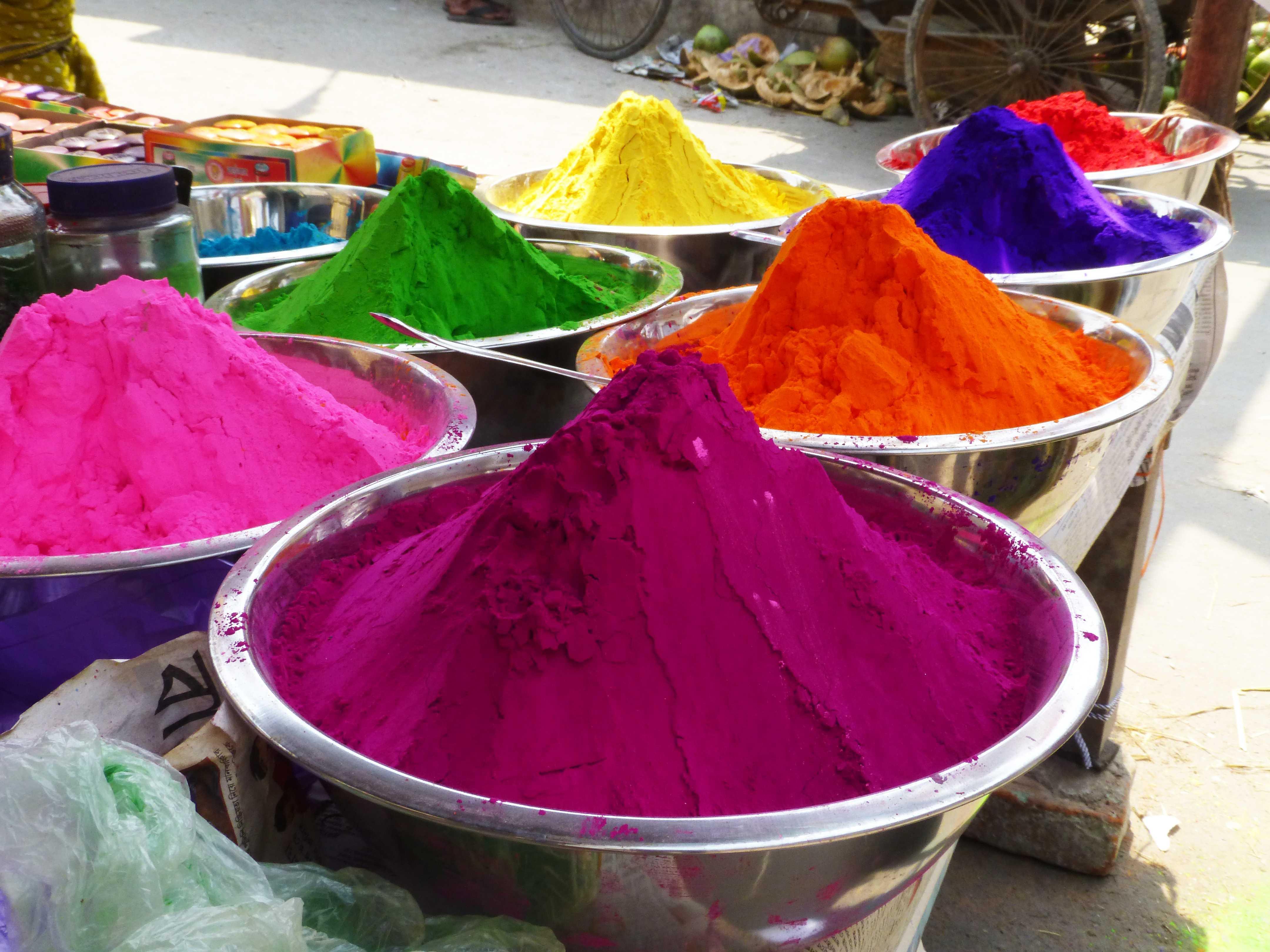 Holi: the festival of color