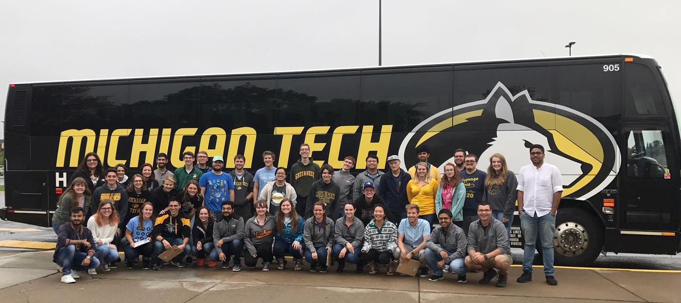 Mind Trekkers head to Wisconsin for science displays