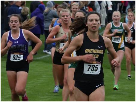 Michigan Tech women finish fourth at Roy Griak Invitational