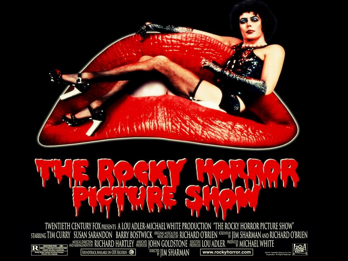 The Rocky Horror Picture Show quickly became a cult favorite with it's unique storyline, dialogue and incredible costume choices that sparked a revolution in glam rock-punk fashion.