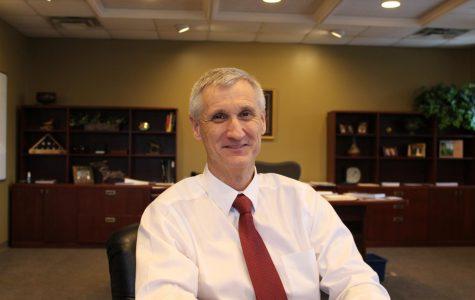 President Richard Koubek Addresses Campus Concerns