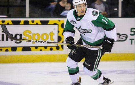 Joel L'Esperance was named an AHL All-Star.
