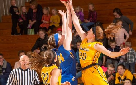 Huskies Claim a 67-40 Victory over Lake Superior State