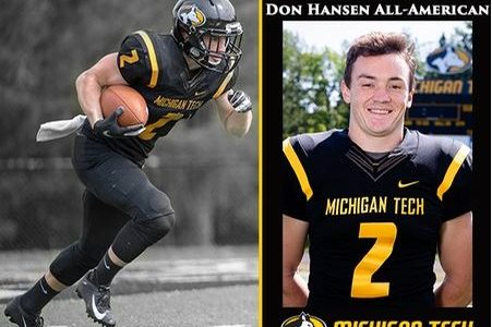 Wenzlick earns 2018 Don Hansen Third Team All-American Honors