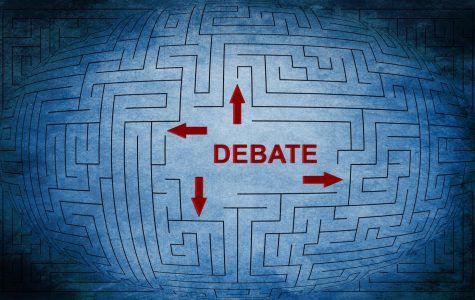 The problem with debate