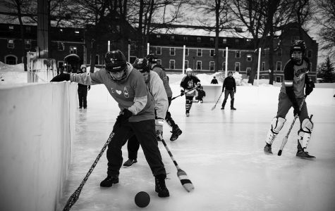 A quick history on Broomball
