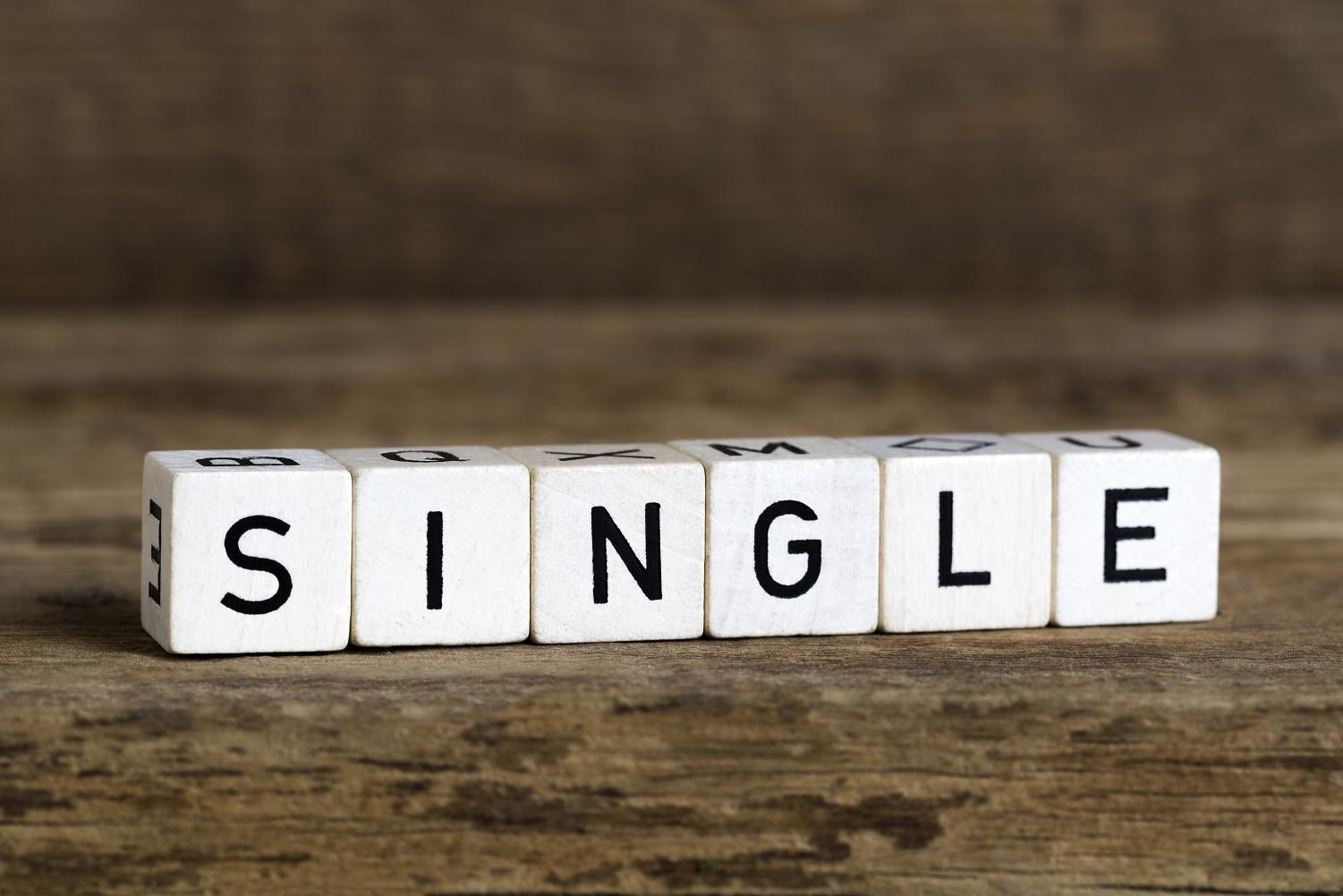 It's not a bad thing to be single, and it's not a bad thing to want to be in a relationship. But if you let it make you bitter, you may get sad results. Image courtesy of CanStockPhoto (CanStockPhoto.com)