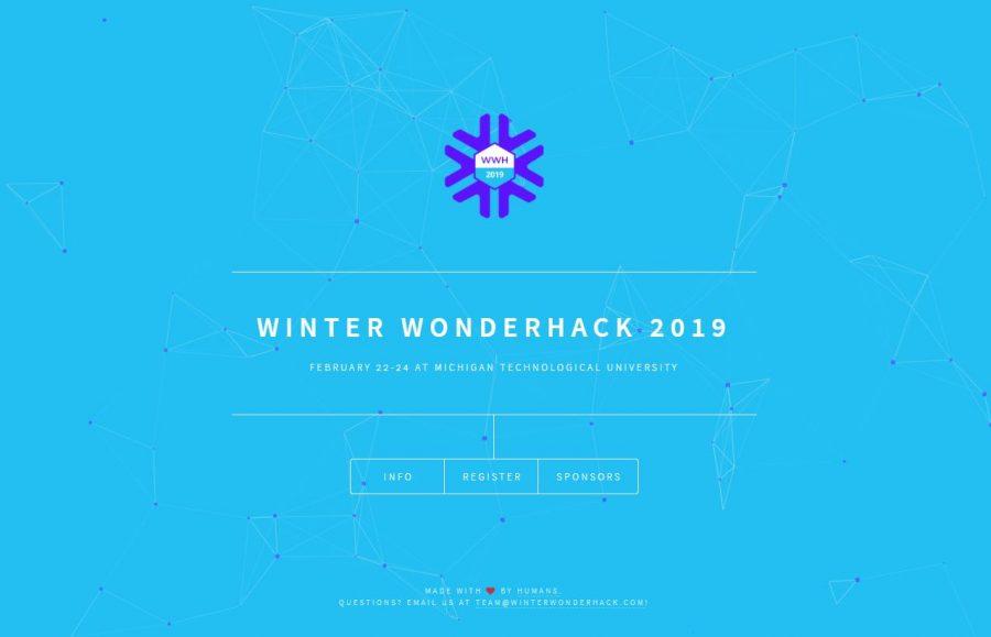 Winter WonderHacks