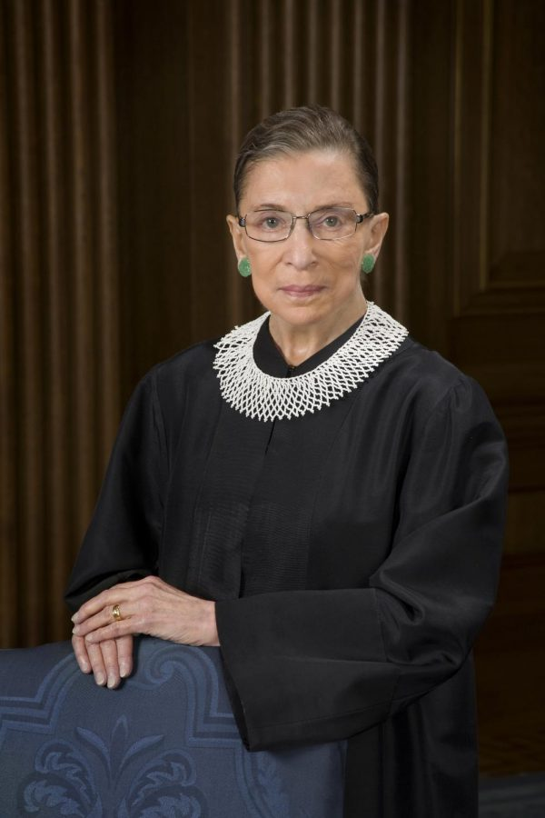 Ruth+Bader+Ginsburg+has+been+an+advocate+against+gender+discrimination+and+for+women%27s+rights+and+equality+since+her+youth+and+is+not+planning+on+stopping+soon%21%09