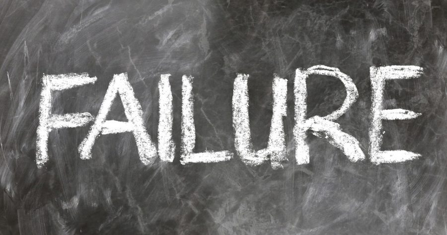 Falling Up: How to Rethink Failure
