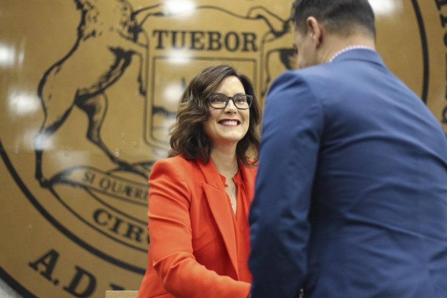 Governor Whitmer implements newest order, 'Healthy Climate Plan'