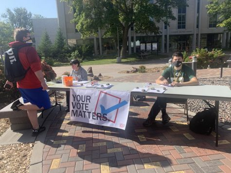 USG Voter Registration Drive