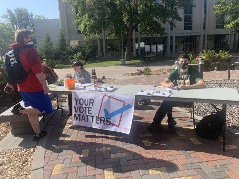 USG Voter Registration Drive