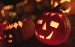 Halloween boasts so many fun traditions, such as carving pumpkins!