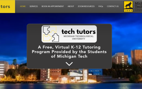 Tech Tutors is a group of Michigan Tech students who volunteer their time to assist local K-12 students with their learning, and their website offers many helpful resources.