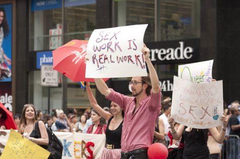 """""""NYC Pride Parade 2011 -"""