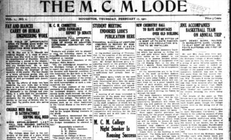 The Lode turns 100: a centennial celebration