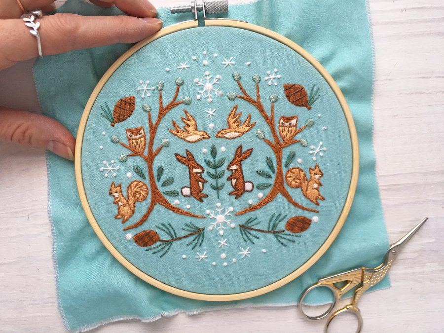 Embroidery is a great way to customize fabric materials you already have, or create a personalized gift for someone you love! Learn the basics at the Husky Hobbies event on March 18.