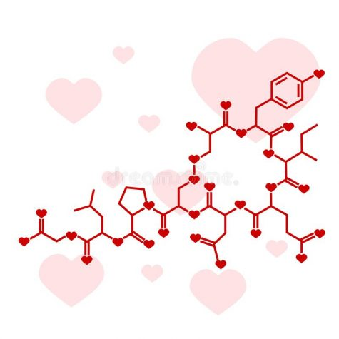 The chemicals of Valentine's Day