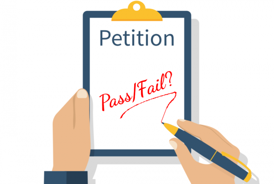 USG petition to reimplement pass/fail