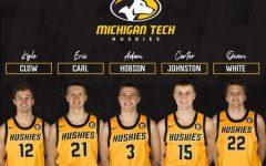Men's basketball announces 2020-21 team awards