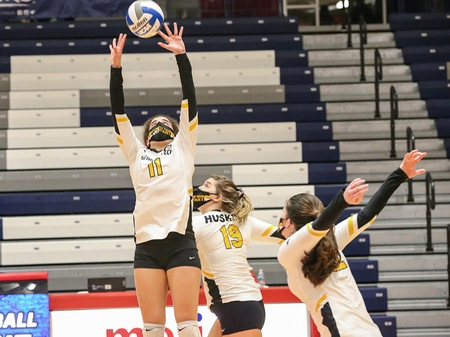 Huskies fall in GLIAC Championship