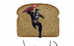 Yeah, I'll take a slice of that wheat bread.