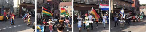 Celebrate MTU's vibrant cultures with this weekend's Parade of Nations